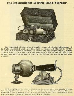 The Electromechanical Vibrator (Source: http://brobible.com/life/article/things-you-didnt-know-vibrators/?utm_source=huffingtonpost.com&utm_medium=referral&utm_campaign=pubexchange)